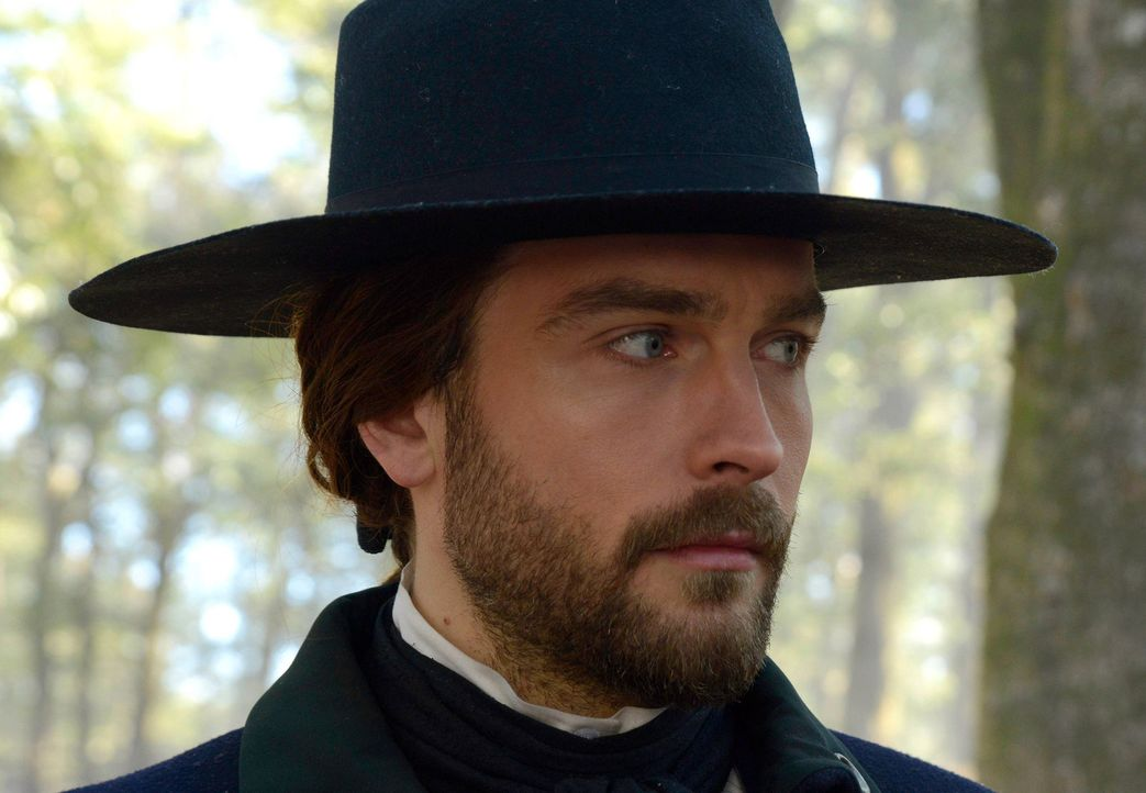 Erkennt Ichabod (Tom Mison) zu spät, welcher Gefahr er wirklich ausgesetzt ist? - Bildquelle: 2014 Fox and its related entities. All rights reserved.