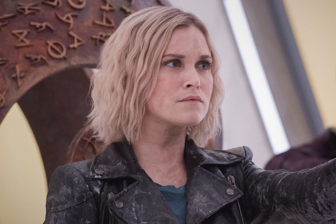 Clarke Griffin (Eliza Taylor) - Bildquelle: 2020 Warner Bros. Entertainment Inc. All rights reserved.
