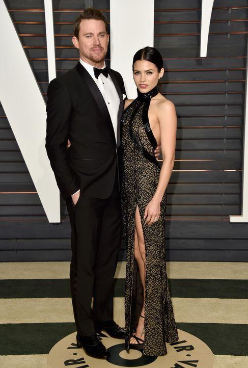 Channing Tatum Jenna Dewan - Bildquelle: AFP
