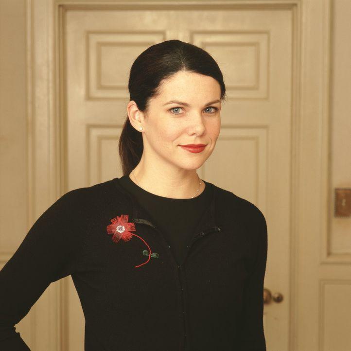 (1. Staffel) - Als junge Mutter hat es Lorelai (Lauren Graham) nicht immer einfach - vor allem auch, weil sie nicht gerne die finanzielle Hilfe ihre... - Bildquelle: 2000 Warner Bros.