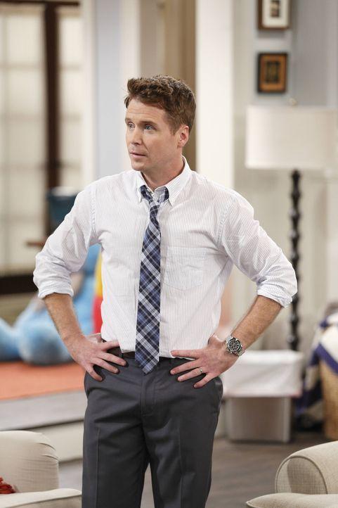 Will seine Männlichkeit beweisen: Bobby (Kevin Connolly) ... - Bildquelle: 2013 CBS Broadcasting, Inc. All Rights Reserved.