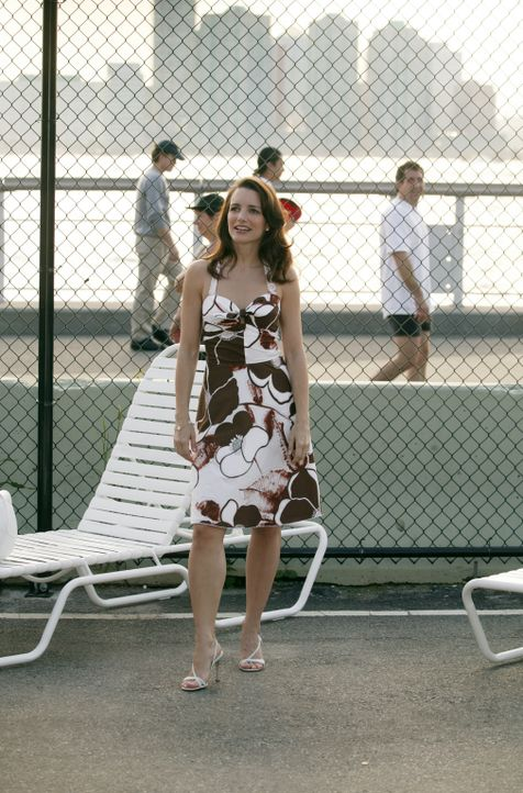 Fasziniert von Carries Treiben: Charlotte (Kristin Davis) ... - Bildquelle: Paramount Pictures