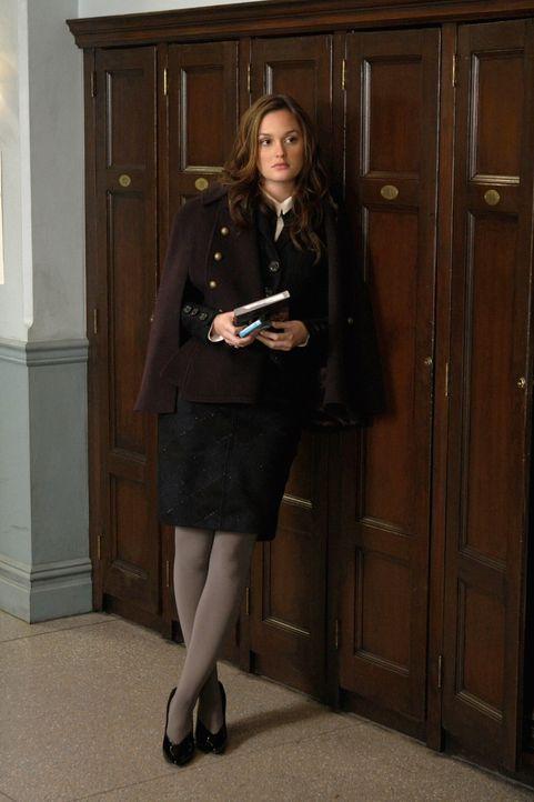 Während Lily und Rufus auf der Suche nach ihrem Sohn sind, wird Blair (Leighton Meester) ein weiteres Mal von Chuck enttäuscht ... - Bildquelle: Warner Brothers