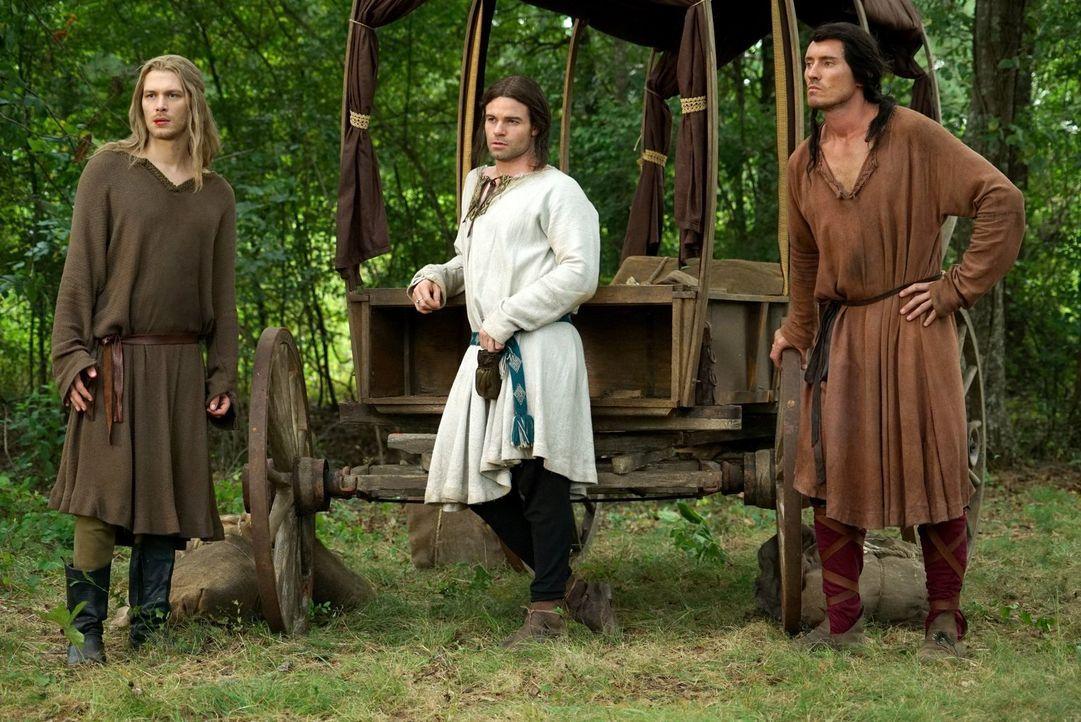 Im 11. Jahrhundert war keinem der Geschwister bewusst, wie entscheidend ihre Leben einmal für Generationen von Vampiren sein werden: Klaus (Joseph M... - Bildquelle: Warner Bros. Entertainment Inc.