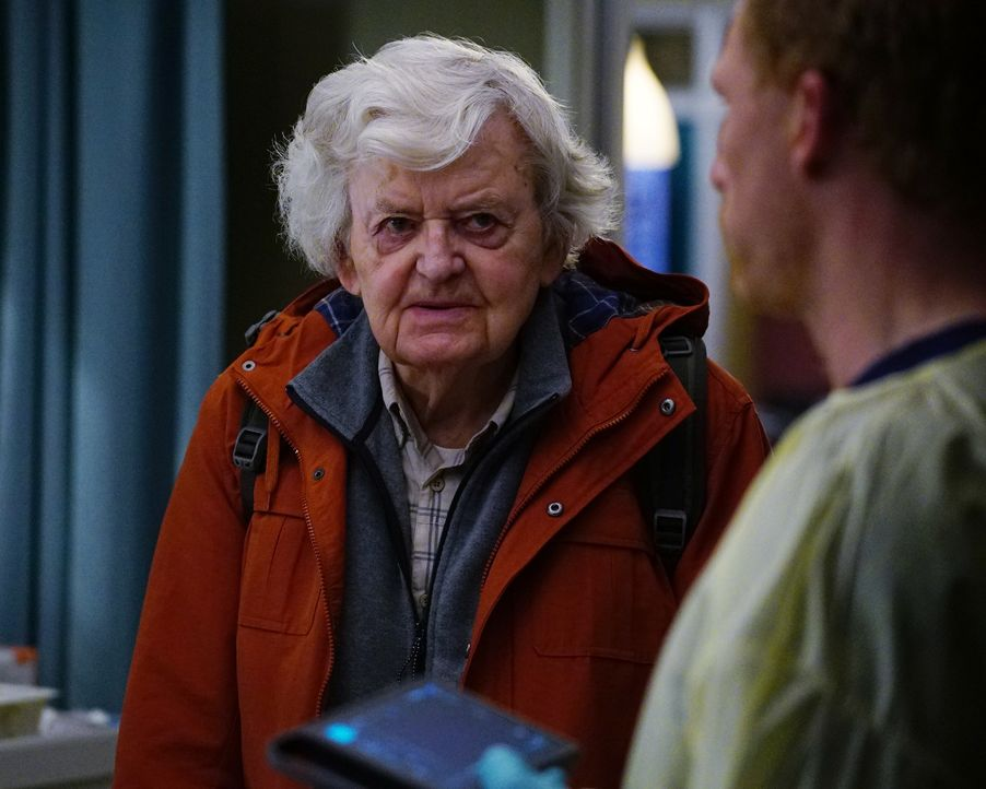 Macht sich große Sorgen um seine Frau: Dr. Lewis Klatch (Hal Holbrook) ... - Bildquelle: Richard Cartwright 2016 American Broadcasting Companies, Inc. All rights reserved.