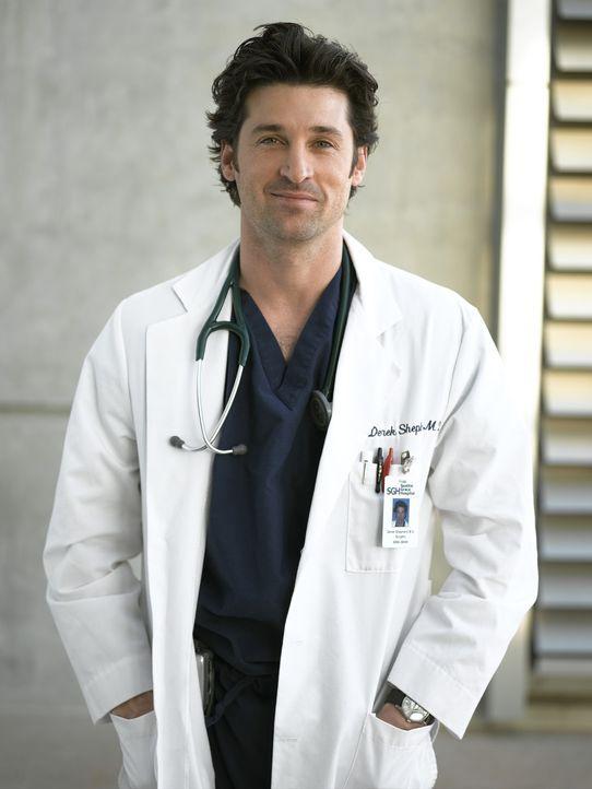 (1. Staffel) - Oberarzt Dr. Derek Shepherd (Patrick Dempsey) hat ein besonderes Verhältnis zu Meredith ... - Bildquelle: Touchstone Television