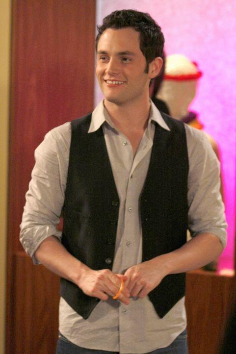 Dan (Penn Badgley) hat einen Brief von einem Fan bekommen, der Scott heißt. Er ruft ihn zurück und spricht mit Scotts Eltern, ohne zu ahnen, dass es... - Bildquelle: Warner Brothers