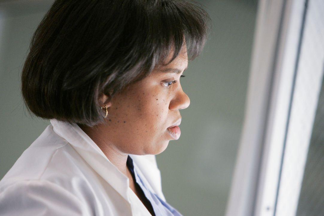 Durch ihre Mutterrolle verändert sich Bailey (Chandra Wilson) ziemlich.Die vorher so kalte Ärztin zeigt nun ein Herz ... - Bildquelle: Touchstone Television