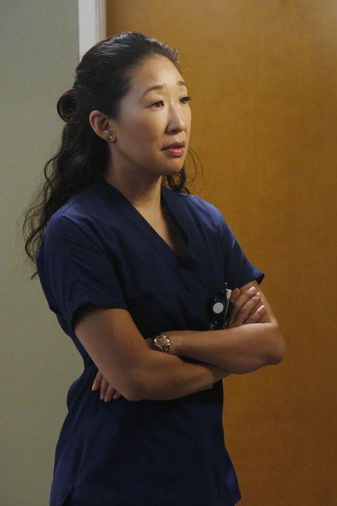 Nach wie vor steht Christina (Sandra Oh) mit Meredith auf Kriegsfuß ... - Bildquelle: ABC Studios