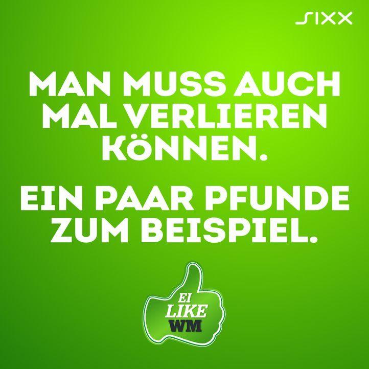 WM 2014: Funnyposts Niederlage - Bildquelle: sixx