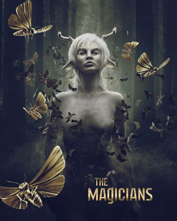 (2. Staffel) - The Magicians - Artwork - Bildquelle: 2016 Syfy Media, LLC
