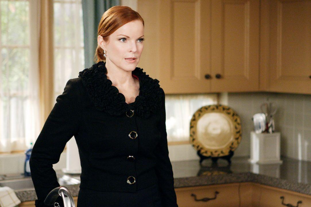 Bree (Marcia Cross) lässt sich Krankenhaus bezüglich der Beschneidung von Benjamin beraten. Dort erfährt sie allerdings, dass Orson an jedes Kranken... - Bildquelle: ABC Studios