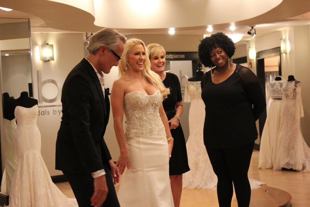 Bräute am Rande des Nervenzusammenbruchs, Brautmütter kurz vor der Krise, Ho... - Bildquelle: TLC & Discovery Communications