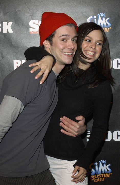 Rachel Bilson und Adam Brody - Bildquelle: AFP ImageForum