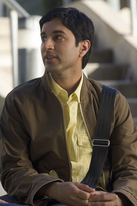 Ist voll kommend stoned und kennt sich nicht mehr aus: Sanjay (Maulik Pancholy) ... - Bildquelle: Lions Gate Television