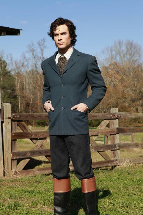 Ist Hals über Kopf in Katherine verliebt und von ihr als Vampir fasziniert: Damon (Ian Somerhalder) ... - Bildquelle: Warner Bros. Television
