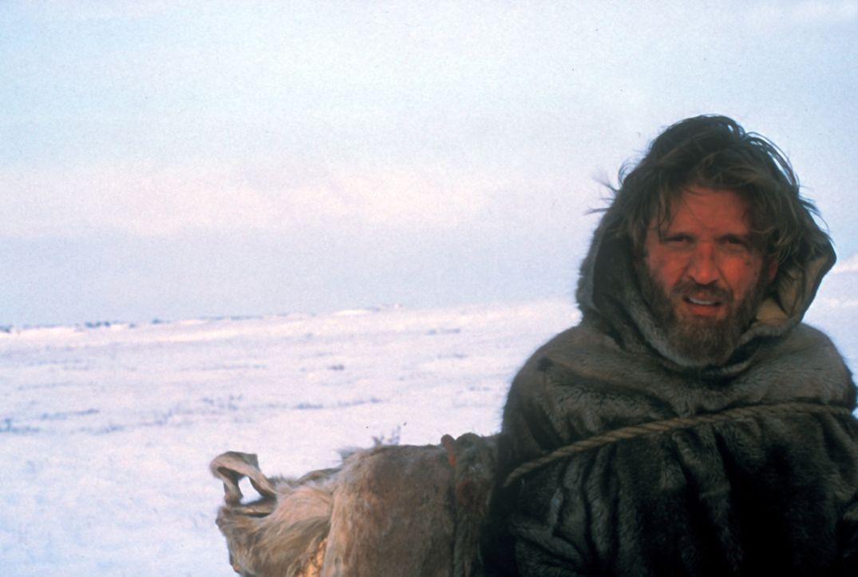 So hatte sich Charlie Halliday (Barry Pepper) seinen Trip nicht vorgestellt - ein Kampf ums Überleben in der arktischen Tundra beginnt ... - Bildquelle: Overseas Filmgroup
