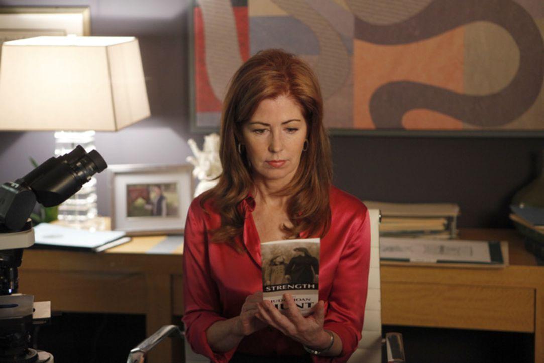 Dr. Megan Hunt (Dana Delany) wird von der Vergangenheit eingeholt ... - Bildquelle: 2010 American Broadcasting Companies, Inc. All rights reserved.