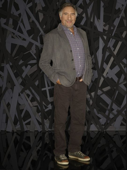 (1. Staffel) - Ziehsohn Abe (Judd Hirsch) ist der einzige, der das Geheimnis des Gerichtsmediziners Dr. Henry Morgan kennt ... - Bildquelle: Warner Brothers