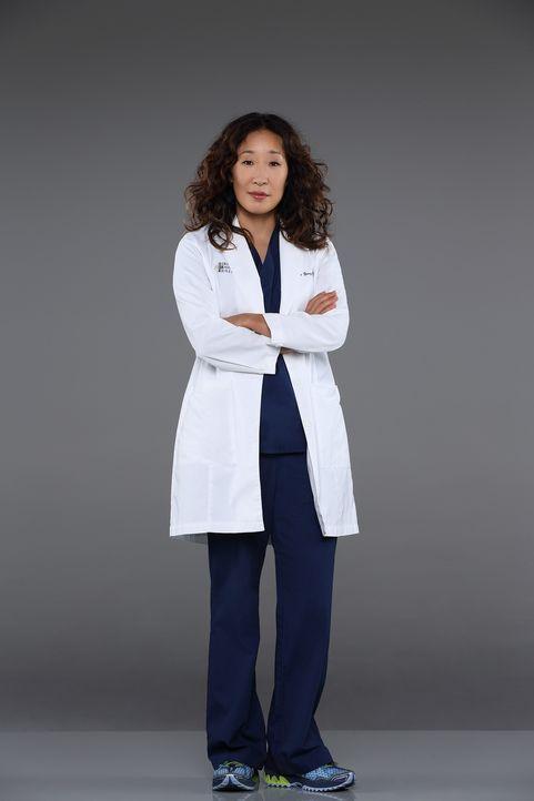 (10. Staffel) - Der berufliche, wie auch der private Stress nimmt nicht ab: Dr. Cristina Yang (Sandra Oh) ... - Bildquelle: ABC Studios