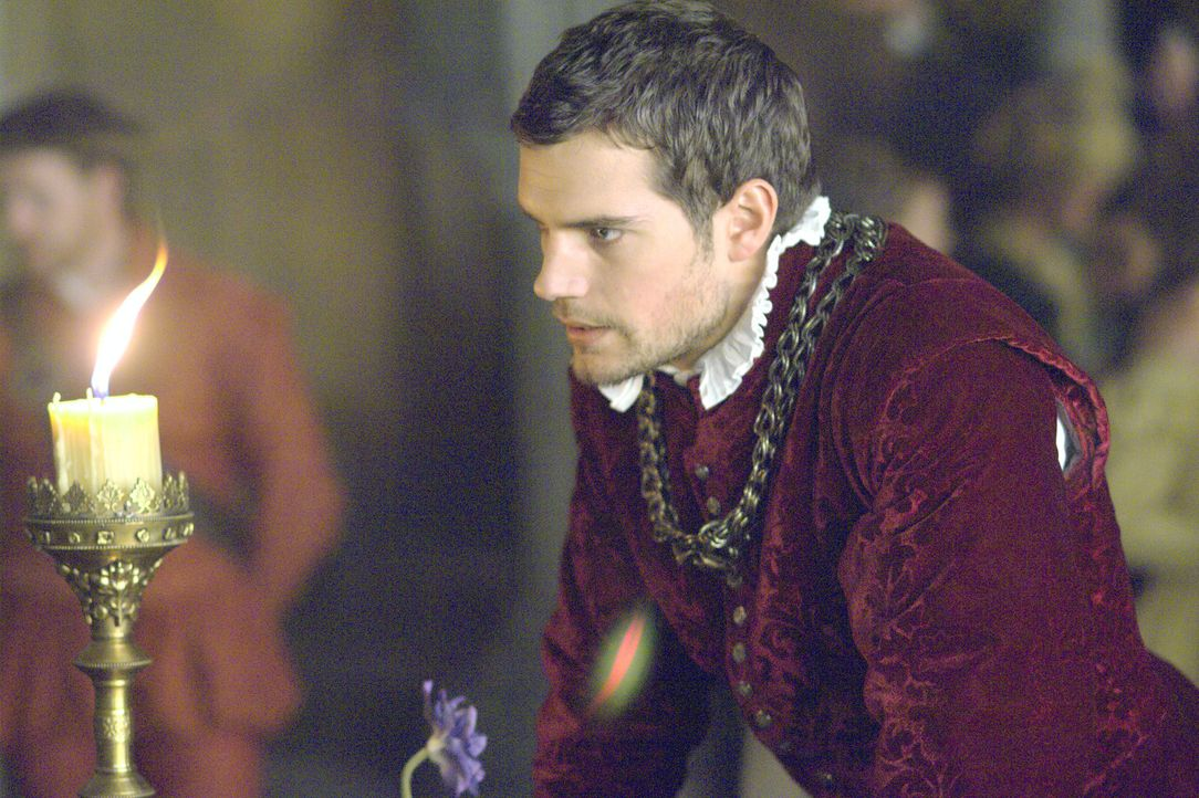Steht dem König mit Rat und Tat zur Seite: sein enger Vertrauter Charles Brandon (Henry Cavill) .... - Bildquelle: 2008 TM Productions Limited and PA Tudors II Inc. All Rights Reserved.