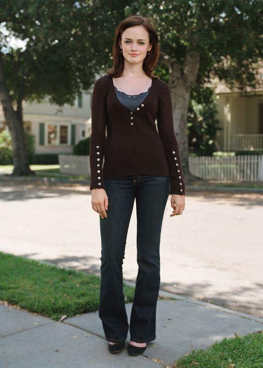 (6. Staffel) - Rory Gilmore (Alexis Bledel) lebt gemeinsam mit ihrer Mutter in Stars Hollow, einer Kleinstadt, in der getratscht wird, was das Zeug... - Bildquelle: Warner Brothers International Television