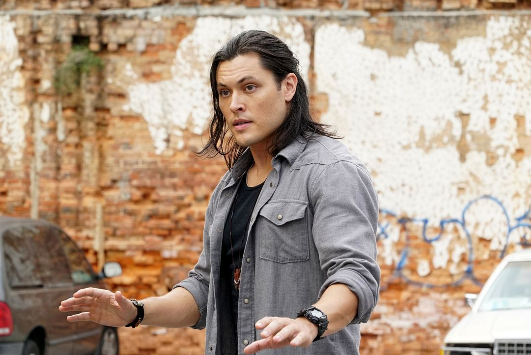 Thunderbird (Blair Redford) - Bildquelle: Annette Brown 2018-2019 Fox and its related entities.  All rights reserved.  MARVEL TM &   2017 MARVEL