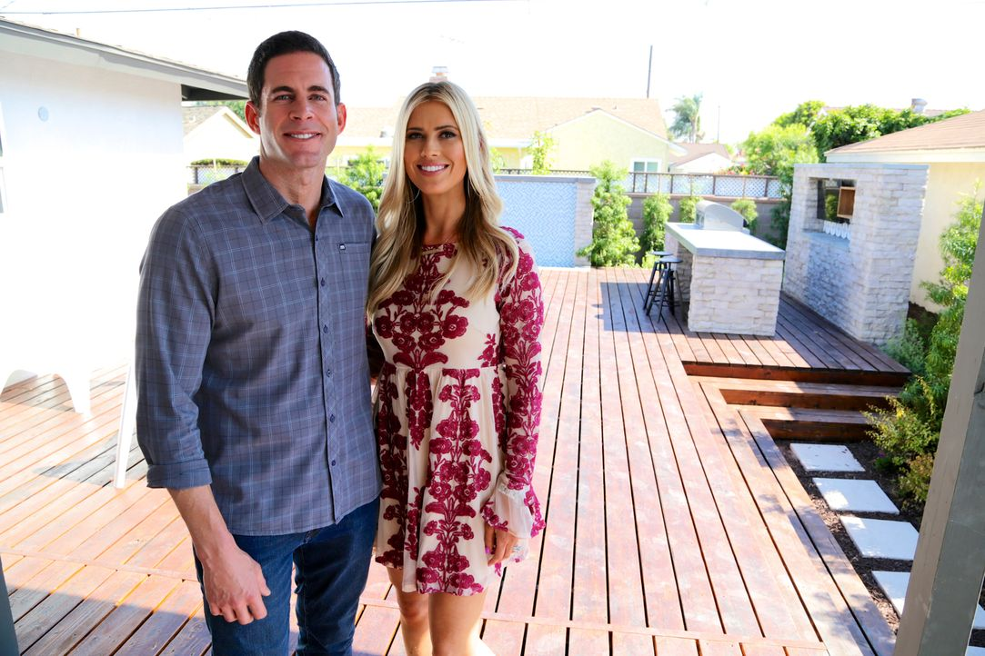 Tarek El Moussa (l.); Christina El Moussa (r.) - Bildquelle: 2016,HGTV/Scripps Networks, LLC. All Rights Reserved