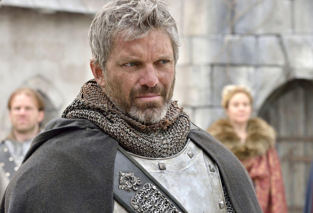 Der Herzog von Guise (Gil Darnell) hat großen Anteil an Frankreichs Sieg über England ... - Bildquelle: 2013 The CW Network, LLC. All rights reserved.