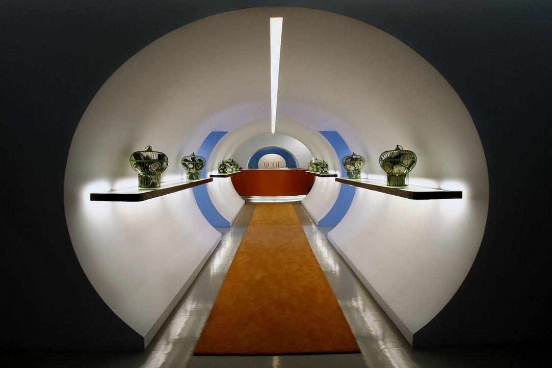 Die Räumlichkeiten bei MODE ... - Bildquelle: Buena Vista International Television