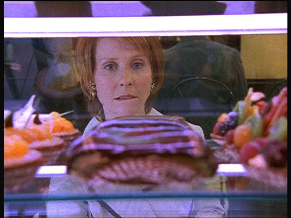 Miranda (Cynthia Nixon) beschließt, in den Sex-Streik zu treten. Doch weil sie ganz ohne Freude auch nicht sein will, entdeckt sie schnell eine wun... - Bildquelle: Paramount Pictures
