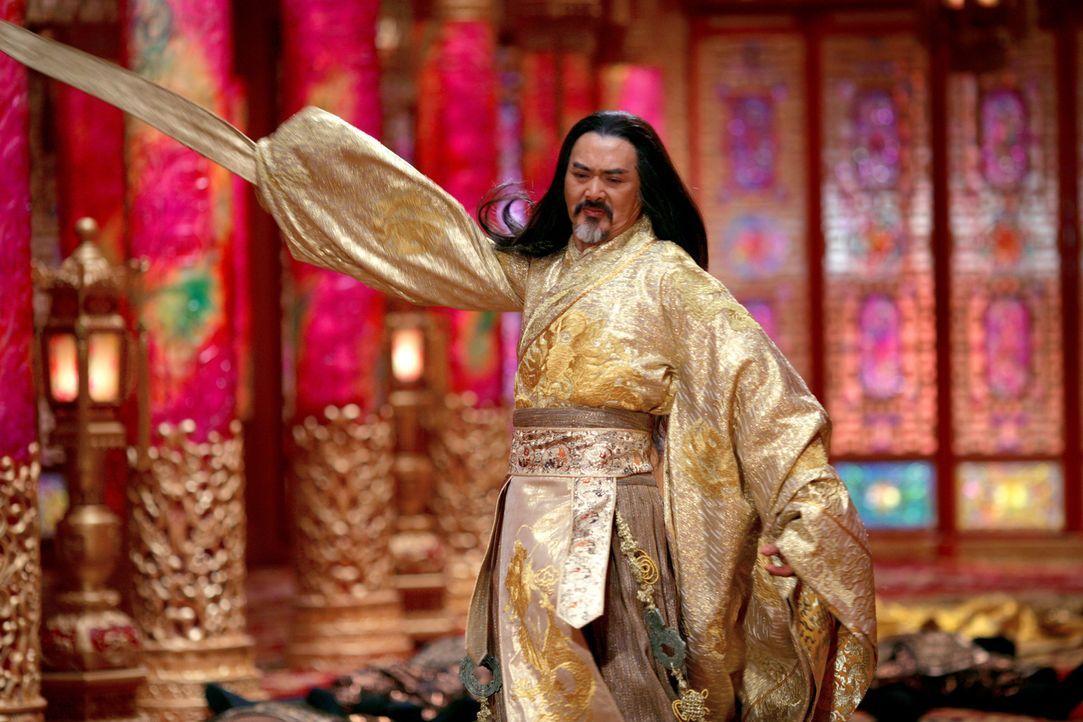 Kaiser Ping (Yun Fat Chow) schmiedet grausame Rachepläne gegen seine Gattin, als er von deren Affäre während seiner Abwesenheit erfährt … - Bildquelle: TOBIS Film