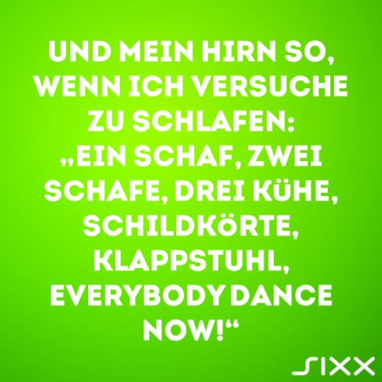 Visual Statements: Einschlafen - Bildquelle: sixx