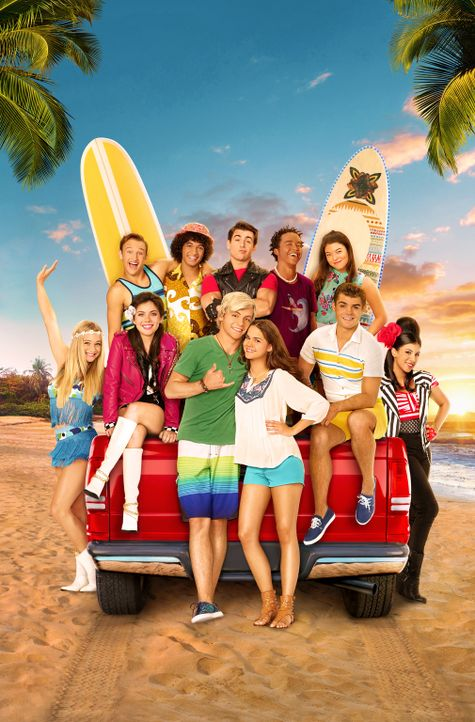Teen Beach 2 - Artwork - Bildquelle: 2014 Disney Enterprises, Inc. All rights reserved.