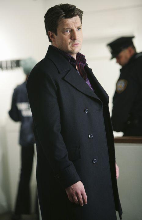 Ein neuer Fall beschäftigt Kate Beckett und ihre Kollegen. Klar, dass sich Richard Castle (Nathan Fillion) das nicht entgehen lässt. - Bildquelle: ABC Studios