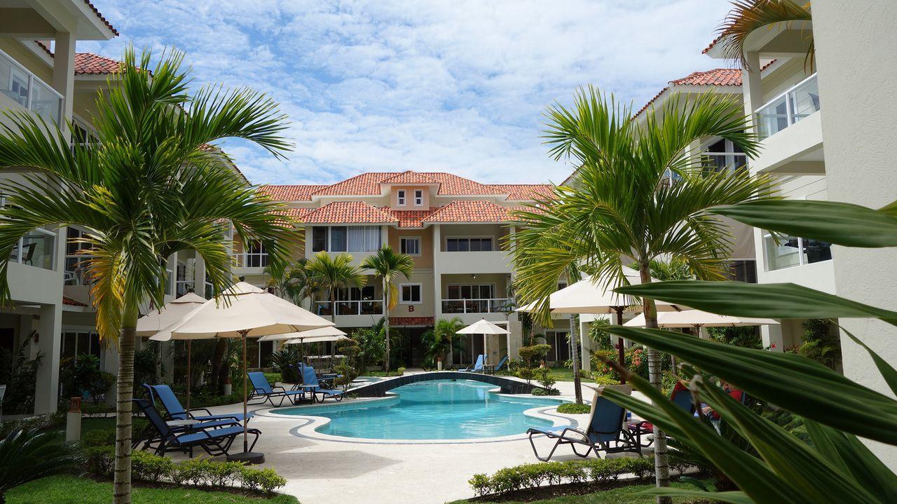 Eine eigene Wohnung in der Dominikanischen Republik, das ist der Traum von Matt. Doch sein Budget ist begrenzt ... - Bildquelle: 2014, HGTV/Scripps Networks, LLC. All Rights Reserved.