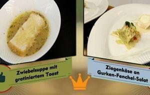 """Vorspeise von Daniel und Susanne aus """"Küchenkönigin"""""""