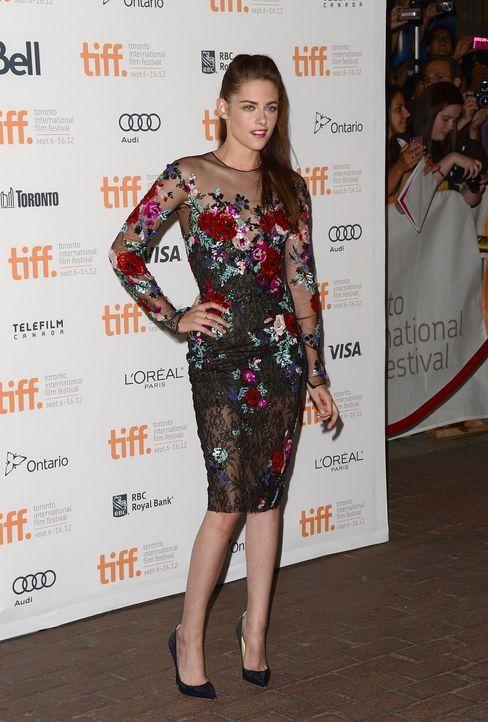 Kristen Stewart in Zuhair Murad - Bildquelle: AFP