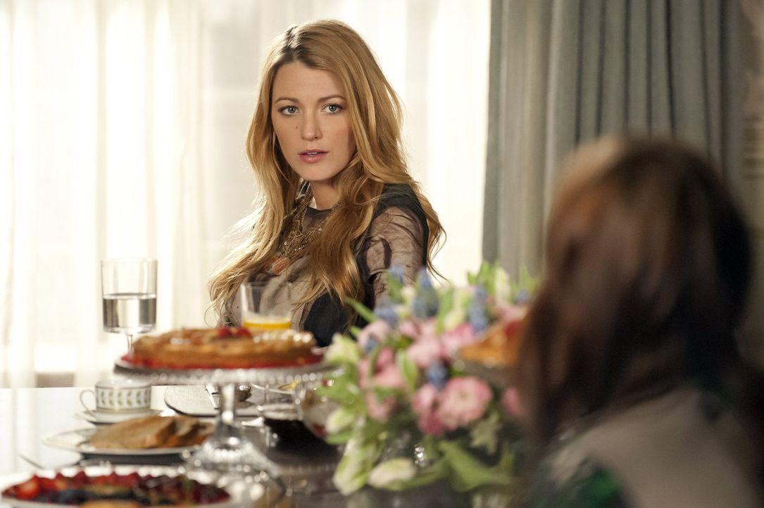 Ist enttäuscht von ihrer Freundin: Serena (Blake Lively) ... - Bildquelle: Warner Bros. Television