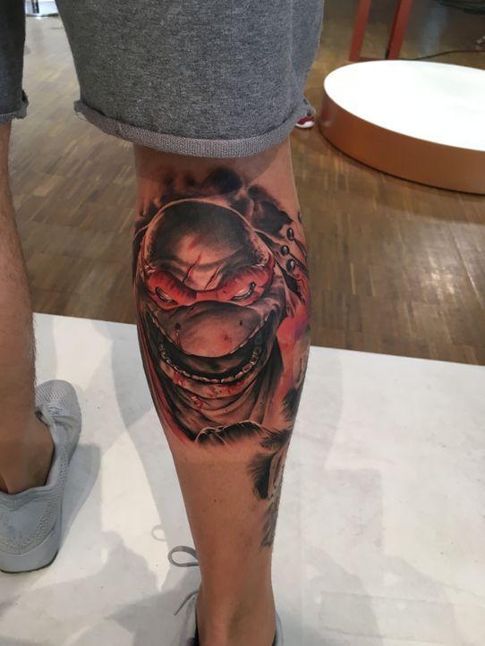 Pain & Fame Tattoos Folge 3 - 5 - Bildquelle: RedSeven