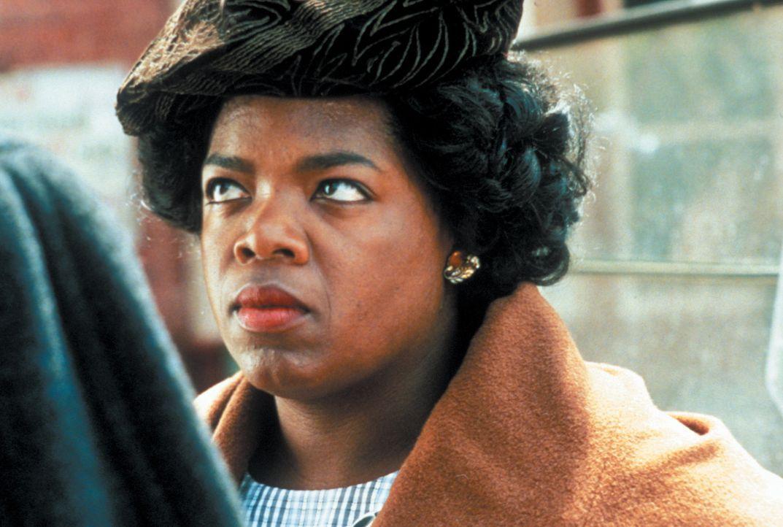Die resolute Sofia (Oprah Winfrey) lässt sich nicht so leicht unterkriegen ... - Bildquelle: Warner Bros.