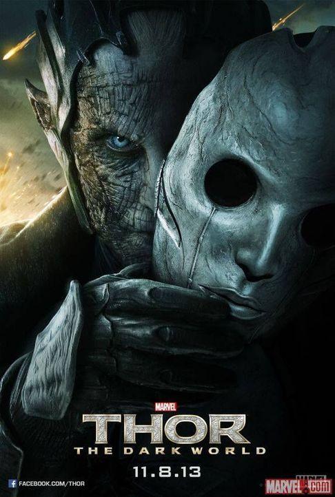 Malekith - Der mächtige Herrscher der Dunkelelfen - Bildquelle: Marvel