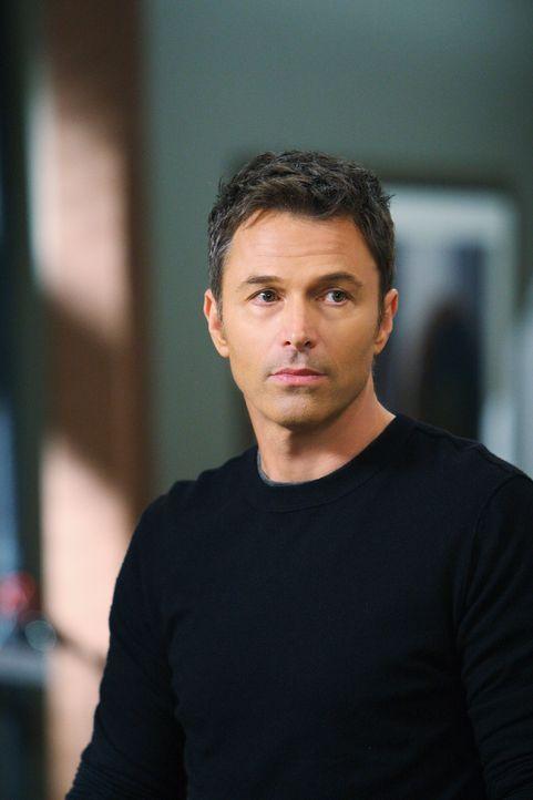 Ahnt nicht, dass Violet in große Schwierigkeiten gerät: Pete (Tim Daly) ... - Bildquelle: ABC Studios