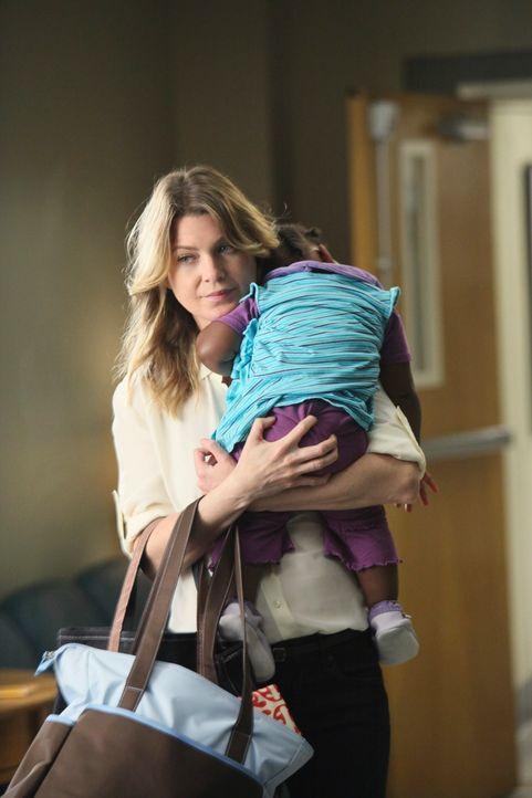 Fasst einen folgenschweren Entschluss: Meredith (Ellen Pompeo, l.) ... - Bildquelle: ABC Studios