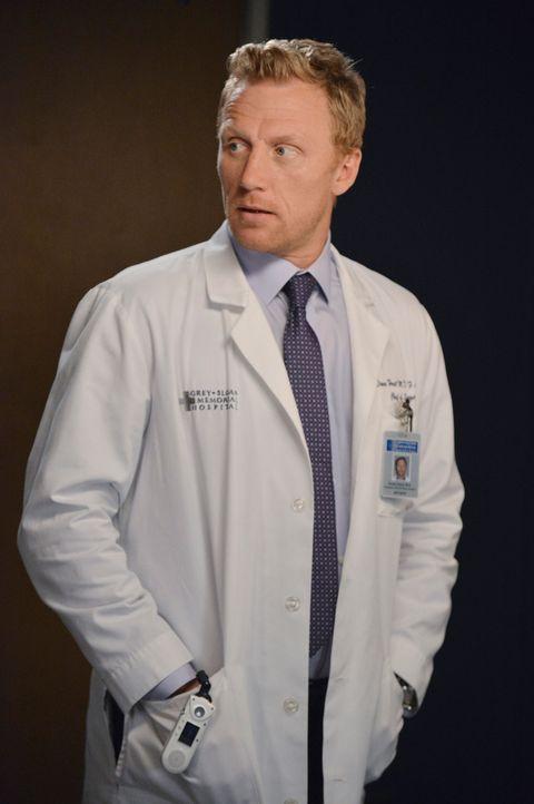 Owen (Kevin McKidd) leidet nach wie vor an der Trennung von Christina. Sie beschließen beide, neue Partner zu finden ... - Bildquelle: ABC Studios