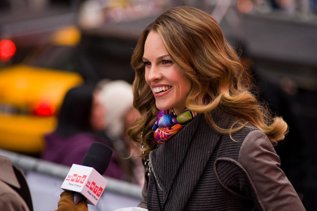 Claire Morgan (Hilary Swank) - Bildquelle: Warner Bros.