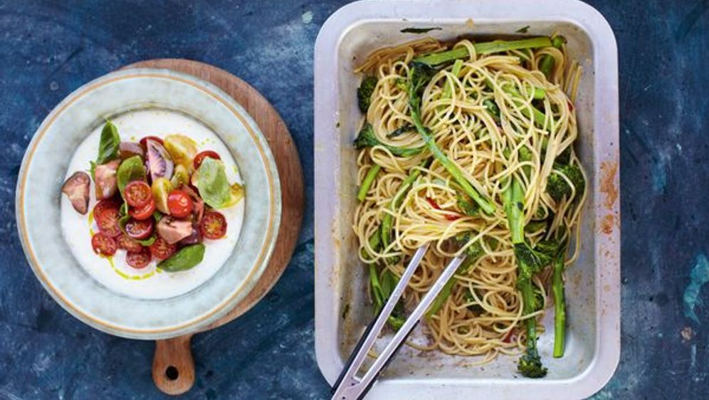 Pasta mit Sardellen: Das Rezept von Jamie Oliver