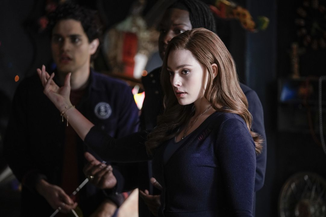 Hope Mikaelson (Danielle Rose Russell) - Bildquelle: 2020 Warner Bros Entertainment Inc. All rights reserved.