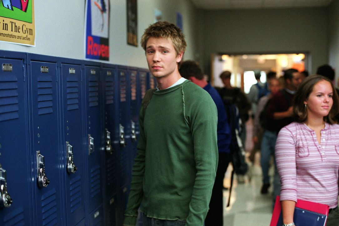 Für Lucas (Chad Michael Murray) läuft es in dem Team nach wie vor nicht gut ... - Bildquelle: Warner Bros. Pictures
