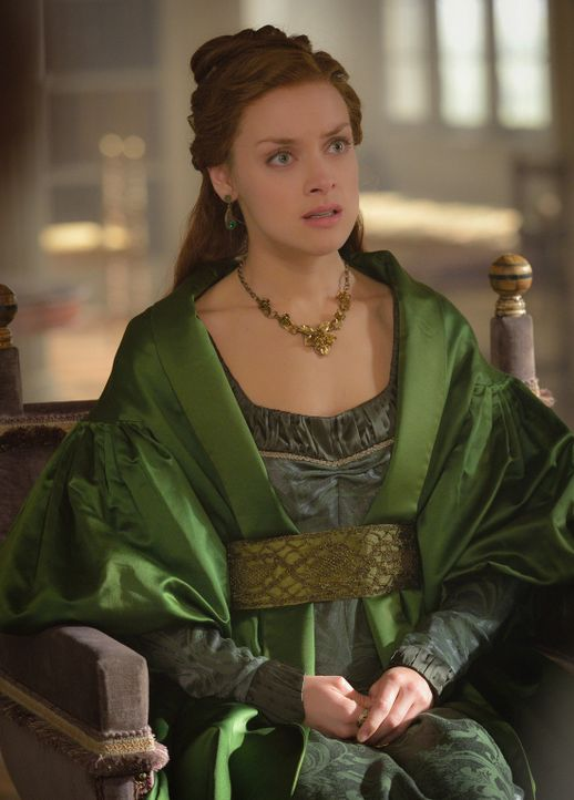 Eine erschreckende Entdeckung könnte Elizabeth' (Rachel Skarsten) Regentschaft beeinflussen ... - Bildquelle: Ben Mark Holzberg 2015 The CW Network, LLC. All rights reserved.